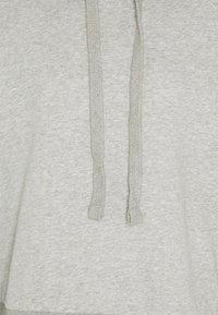 Marc O'Polo DENIM - LONGSLEEVE HOODED - Sweatshirt - cloudy melange - 2