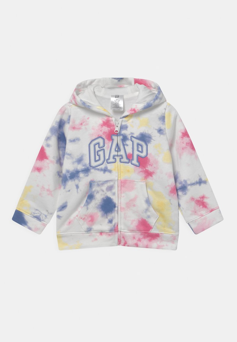 GAP - HOODIE - Zip-up hoodie - multi-coloured