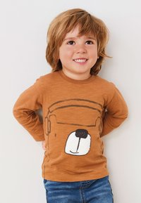 Next - Long sleeved top - brown - 0