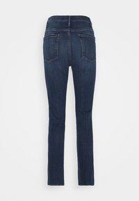 Frame Denim - LE SYLVIE SLENDER - Straight leg jeans - stallion - 8