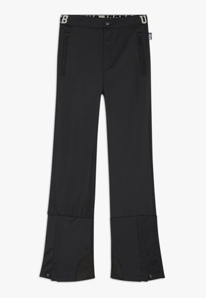 SKI TROUSERS  - Talvihousut - black