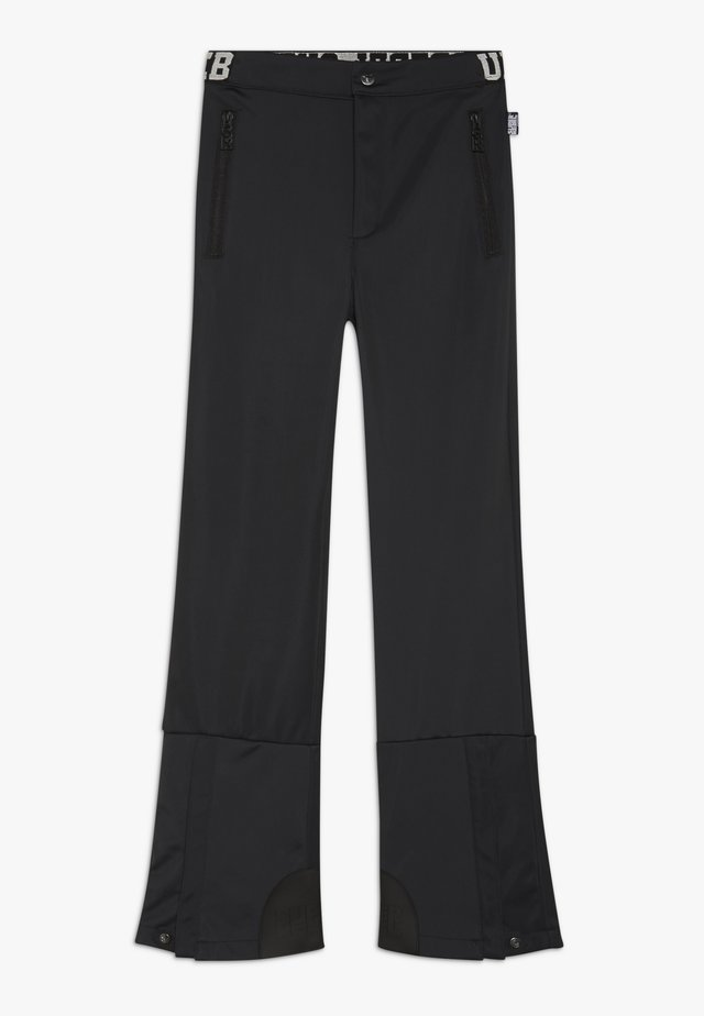 SKI TROUSERS  - Snow pants - black