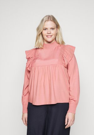 VMIMPI TOP - Blouse - old rose