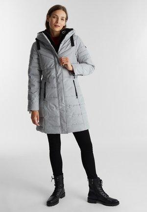 Winter coat - light grey