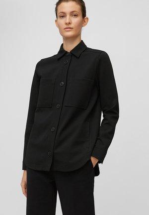 Leichte Jacke - black