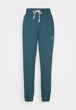 STANDARD ISSUE PANT - Tracksuit bottoms - ash green/pale ivory