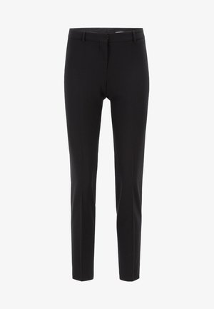 TILUNA - Trousers - black