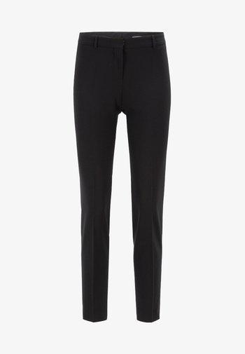 TILUNA - Trousers - black