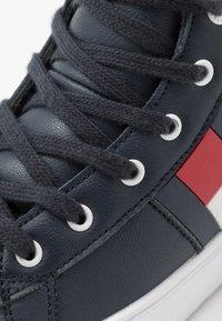 Tommy Hilfiger - Sneaker high - blue - 5
