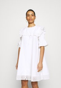 Résumé - DREW DRESS - Day dress - white - 0