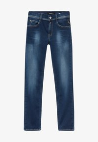 Replay - HYPERFLEX STRETCH - Jeans Skinny Fit - blue
