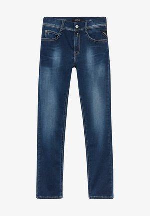 HYPERFLEX STRETCH - Jeans Skinny Fit - blue