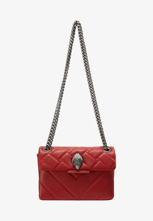 MINI KENSINGTON BAG - Across body bag - red
