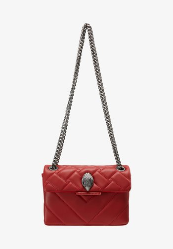 MINI KENSINGTON BAG - Sac bandoulière - red