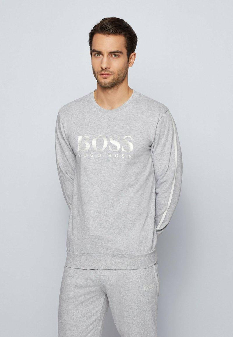 BOSS - AUTHENTIC - Sweatshirt - grey