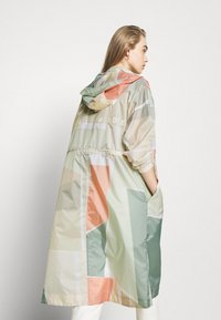Obey Clothing - SLICE JACKET - Summer jacket - peach multi - 5