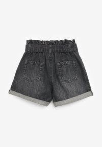 Next - Denim shorts - grey denim - 1