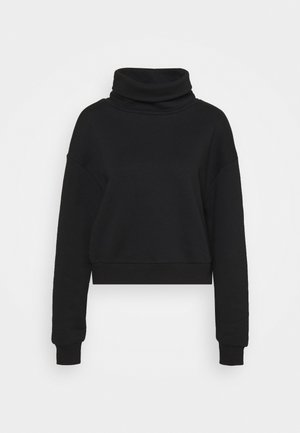 ORILA SWEATER - Sweatshirt - schwarz