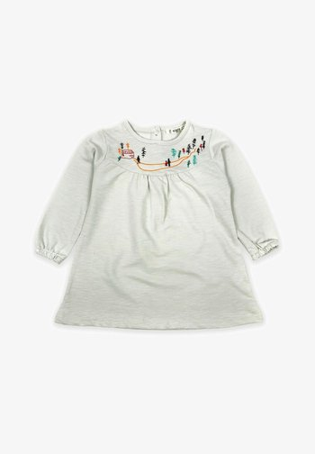 Landscape Embroideried Dress (1 to 5 years)
