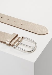 Vanzetti - Belt - light gold - 2