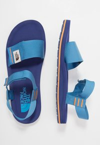 The North Face - M SKEENA SANDAL - Vaellussandaalit - donner blue/bright navy - 1