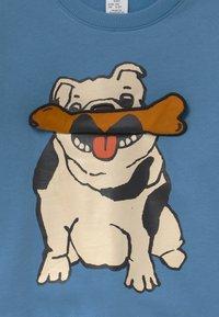 Lindex - AUTHENTIC DOG - Sweatshirt - dusty blue - 2