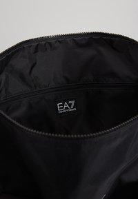 EA7 Emporio Armani - Sports bag - black - 4