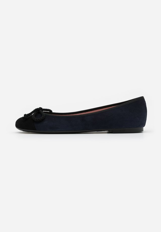 ANGELIS - Ballerinat - navy blue