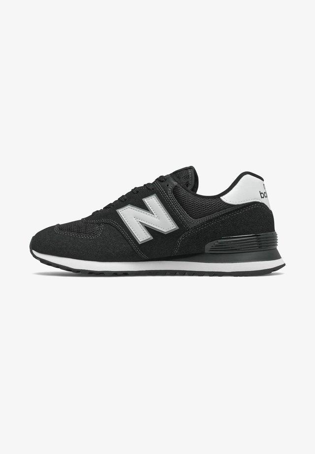574 - Sneakers - black white