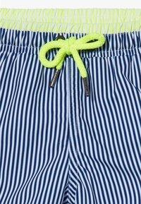 Sunuva - BOYS STRIPE SWIM  - Swimming shorts - navy - 4