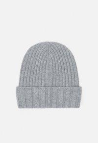 Blauer - BASIC HAT UNISEX - Lue - nebbia melange - 1