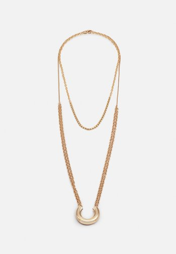 MOSTO 2 PACK - Necklace - gold-coloured