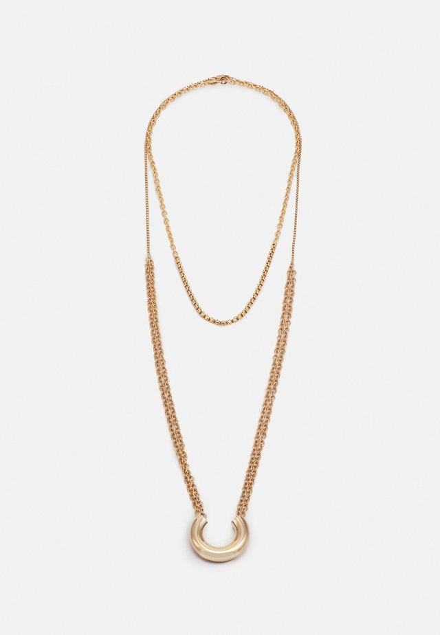MOSTO 2 PACK - Ketting - gold-coloured