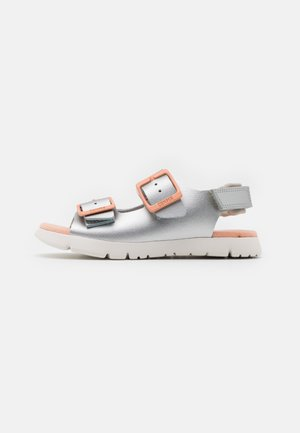 ORUGA KIDS - Sandals - medium gray