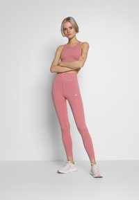 ONLY Play - ONPJAVA CIRCULAR - Tights - dusty rose - 1