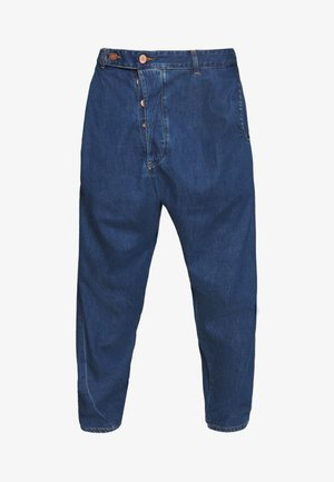 ALCOHOLIC - Jeans baggy - blue