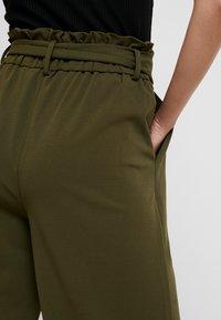Springfield - CIRCUL - Trousers - greens - 3