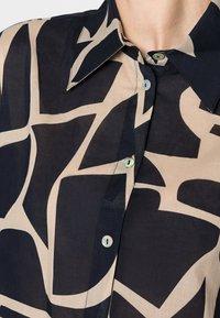 Opus - FUMINE - Button-down blouse - oak tree - 4