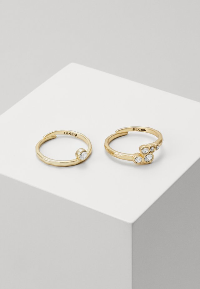 FRAN 2 PACK - Anello - gold-coloured