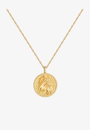 ZODIAC SIGN SAGITTARIUS  - Necklace - gold