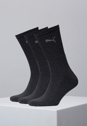 3P - Sports socks - anthracite