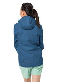 Jack Wolfskin - NORTHERN POINT WOMEN - Soft shell jacket - indigo blue - 1