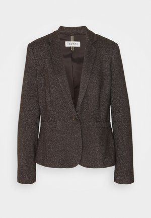Blazer - dark brown