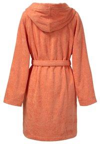 BOSS Home - PLAIN - Dressing gown - peach - 3