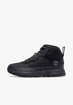Sneakersy niskie - jet black