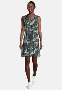Cartoon - Day dress - dark blue/green - 0