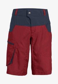Vaude - QIMSA  - Outdoor shorts - carmine - 2