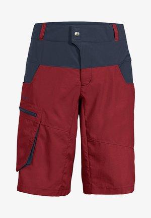 QIMSA  - Shorts outdoor - carmine
