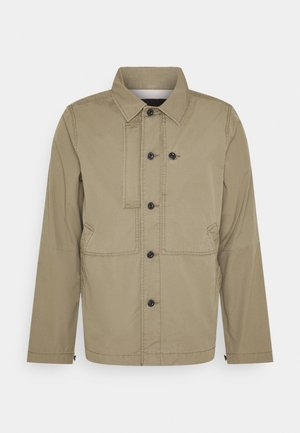 RACKAM OVERSHIRT - Summer jacket - army green