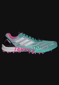 adidas Performance - TERREX SPEED PRO TRAIL RUNNING - Zapatillas de trail running - green - 6